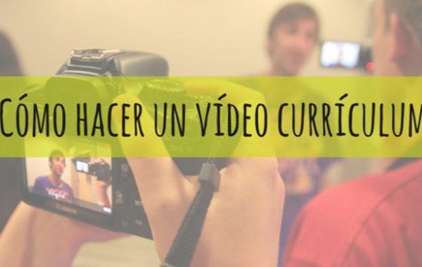 Del papel al video – currículum